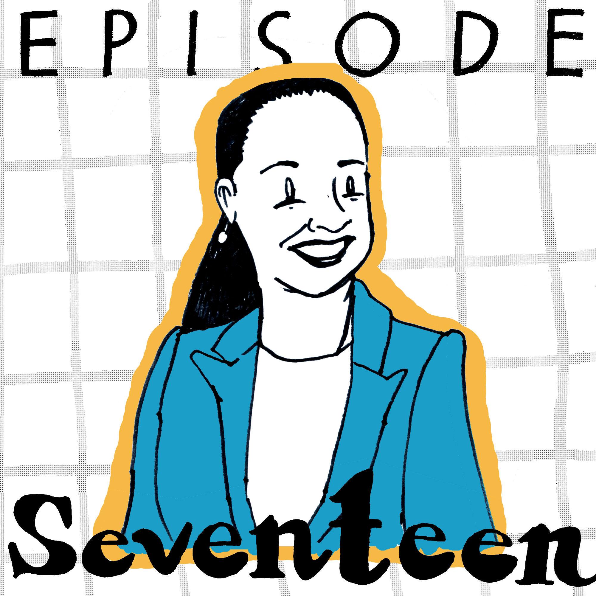 Artwork for Mobilize - Episode 17 - Catalina Cruz : A Dreamer in Queens